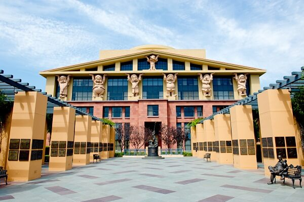 Walt Disney Headquarters