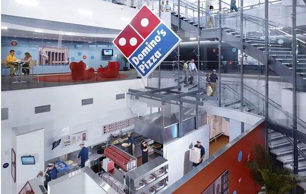 Domino's Pizza Corporate Headquarters