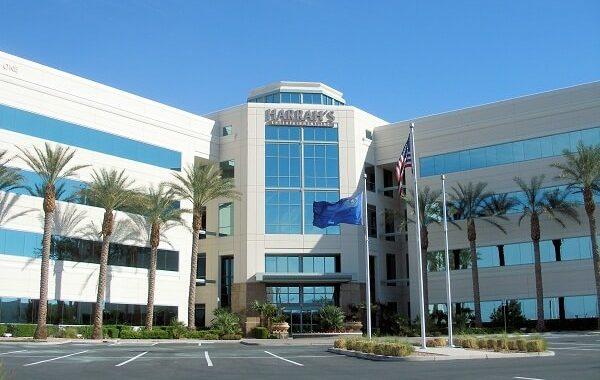 Former Headquarters of Caesars Entertainment