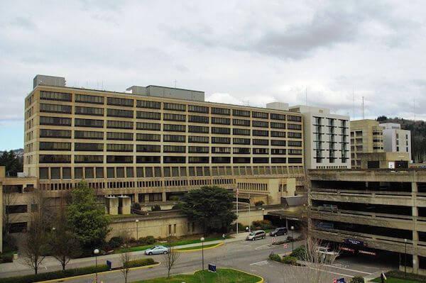 Providence St. Vincent's Hospital, Oregon