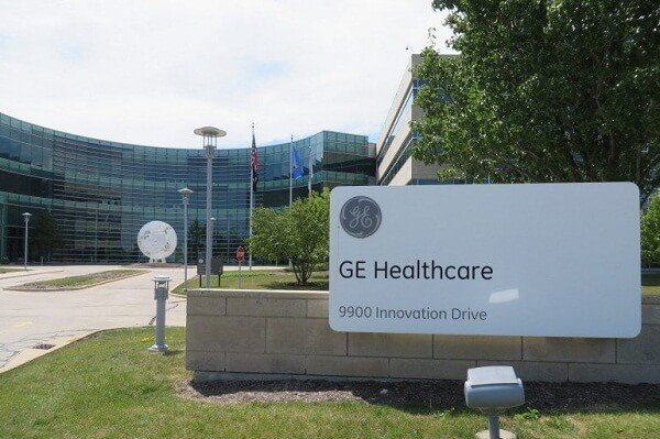 GE Healthcare's Wauwatosa office building