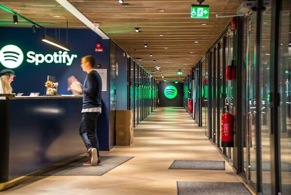 Spotify Global Headquarters